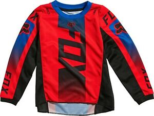 Fox Racing 180 Oktiv Revn Trev Jersey Kid's 3-5 Years PeeWee MX/ATV Youth '21