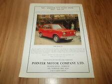Fiat 133 car-1975 magazine advert