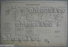 Metz tipo 304 W esquema eléctrico edición 1, stand 06/52