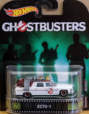 Ghostbusters Ecto-1 1982 Cadillac Retro Entertainment in 1:64 Hot Wheels DWJ72