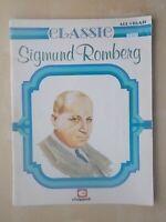 ALL ORGAN - CLASSIC SIGMUND ROMBERG - SHEET MUSIC BOOK