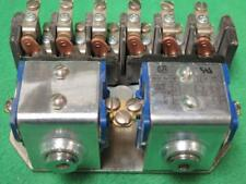 VECTOR REVERSING CONTACTOR HOIST CM COLUMBUS MCKINNON 120/240VAC 1PH 480/600V 3P