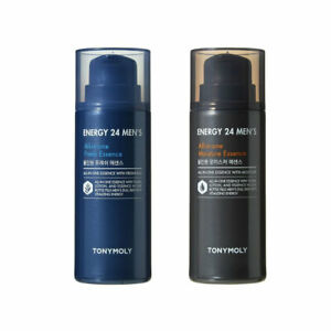 [TONYMOLY] Energy 24 Mens All In One Essence - 120ml / Free Gift