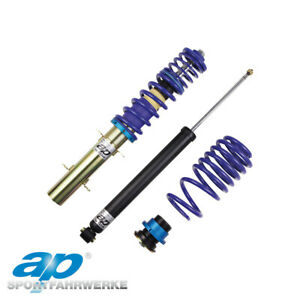 AP Coilovers VW Caddy 04- 2K 2WD 50mm Front Strut Ø Coilover Kit (UK STOCK)