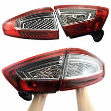 1Set OEM Outer & Inner Taillights Lamps For Ford Mondeo 2011-2012