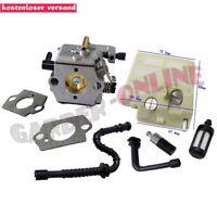 Vergaser Luftfilter Benzinschlauch für Stihl 026 MS260 024 MS240 # Walbro WT194