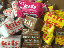 Kits Taffy Chews Assorted Flavors ONE POUND Bulk Classic Candy FREE SHIPPING