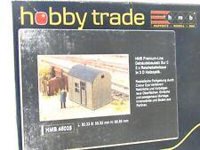 Hobbytrade HMB 45025 Spur 0  / 1 x Reichsbahnkaue OVP (LN8605)