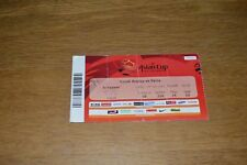 Ticket Saudi Arabia - Syria 09-01-2011 (AFC Asian Cup 2011)