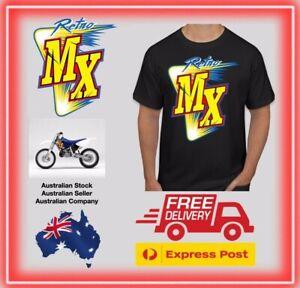 Retro MX T Shirt Yamaha YZ 1996 VMX Motocross