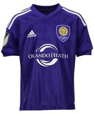 adidas Men's Orlando City FC Climacool Jersey Style Shirt - Choose Player