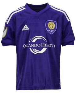 adidas Men's Orlando City FC Climacool Jersey Style Shirt - Choose Player