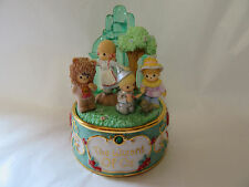 The Wizard Of Oz Precious Moments ~ 6th Issue~ Saying Goodbye Music Box