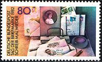 1154 postfrisch BRD Bund Deutschland Briefmarke Jahrgang 1982