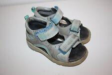 Kinder Sandalen Baby Kinderschuhe Kindersandalen sommer Schuhe ECCO Gr. 24 LEDER
