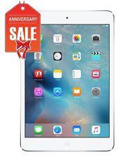Apple iPad mini 2 16GB, Wi-Fi + 4G Cellular (Unlocked), 7.9in - Silver (R-D)