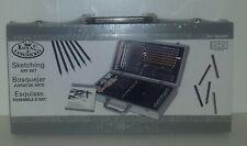 Royal & Langnickel Sketching Art Set 58 PCS