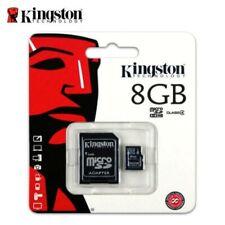 Kingston 8GB Micro SD SDHC SDXC Class 4 Memory Card