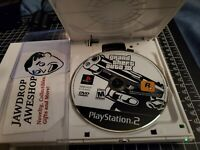 GTA III PS2 (DISC ONLY) GRAND THEFT AUTO 3 USED TESTED WORKING PLAYSTATION 2