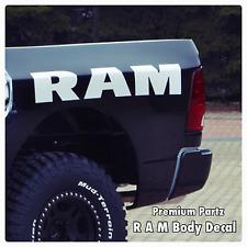 1950-2017 Dodge Ram Mopar Body Big Bed Liner Decal New 1PC 10 Colors SRT8 HEMI