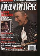 Modern Drummer - December 2004