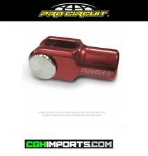 PRO CIRCUIT REAR BRAKE CLEVIS RED CRF150 CR125 CR250 CRF250 CRF450 CRF250X 450X