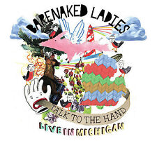 FREE US SH (int'l sh=$0-$3) NEW CD Barenaked Ladies: Talk to the Hand: Live in M