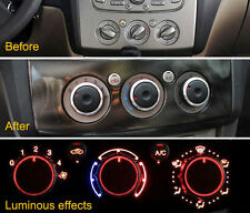 FIT FOR FORD FOCUS S-MAX 05-10 AIR CON PANEL HEATER CONTROL SWITCH KNOB DIALS