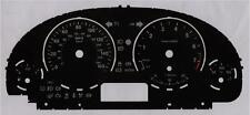 Lockwood BMW X3 Mk2 (F25) 2010- Petrol BLACK Dial Conversion Kit C896