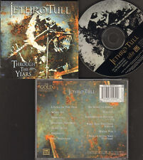 JETHRO TULL Through the Years NEW CD Locomotive Breath LIVE Living in the Past