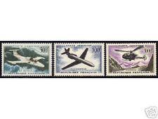 """FRANCE AERIEN 1957-59  Y&T 35/37""""PROTOTYPES""""NEUFSxx TTB"""