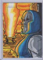 DC Legacy sketch card by Rich Molinelli