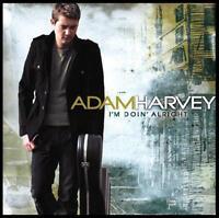 ADAM HARVEY - I'M DOIN' ALRIGHT ~ AUSTRALIAN COUNTRY CD *NEW*