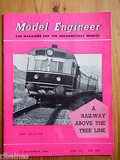 R&L Mag: Model Engineer, Vol.115 - No.2895 - 15 November 1956