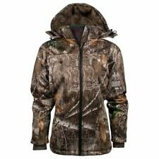 King's Camo Womens Hunter Insulated Jacket Realtree Edge