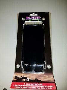 Blazer International 2 Pack Black Light Bar Cover Sealed- Free shipping