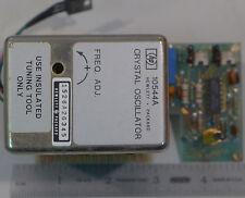 Agilenthp 10544a Crystal Oscillator 10 Mhz