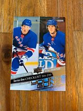 2020-21 UPPER DECK SERIES ONE YOUNG GUN ROOKIE U-PICK FROM LIST FREE SHIPPING US