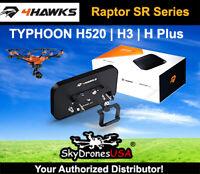 4Hawks Raptor SR Range Extender Antenna   Yuneec Typhoon H520   H3   H Plus