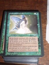 MTG Magic the Gathering GUIDE SPIRITUEL ELFE Alliances French new RARE