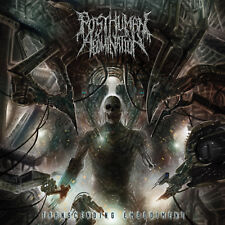 "POSTHUMAN ABOMINATION ""Transcending Embodiment"" death metal CD"