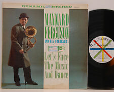 Maynard Ferguson Let's face the music and dance DG USA NM # 56