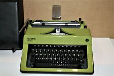Olympia Monika Schreibmaschine