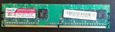 VDATA 512MB RAM Memory DDR2-667 PC2-5300 M2GVD5G3H3166I1C52 1.8V