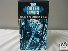 The Outer Limits - The Architechts of Fear VHS Robert Culp, Geraldine Brooks