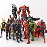 avengers action figure infinity war iron man figures doll marvel heroes kids toy