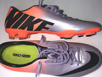 Nike Mercurial Victory IV FG Metallic Mach Purple Black Total Orange 555613-508