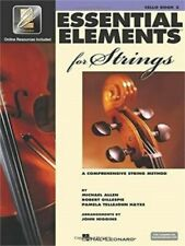 Essential Elements 2000 For Strings Cello Music Book 2 W/Online Interactive