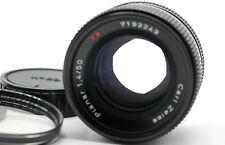 Carl Zeiss 50mm F/1,4 Planar 1,4/50 T* für Contax/Yashica MMJ