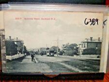 #6389,Symonds St Auckland 1910,Steetcar,New Zealand